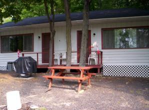 Cottage 9b Exeterior